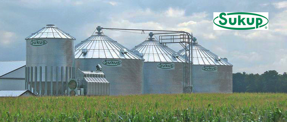 Sukup Grain Bins